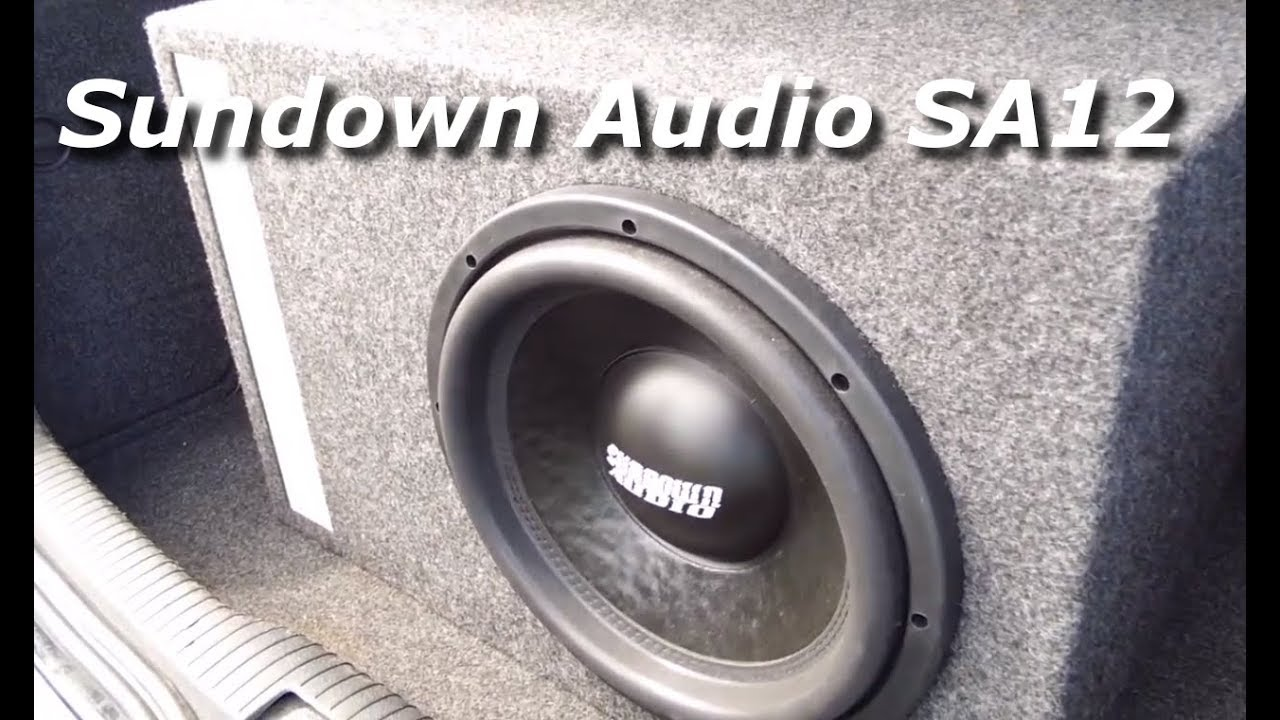 Best 12 Inch Subwoofer in 2019 • TOP 8 • [UPDATED] + Official Guide