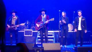 NEEDTOBREATHE - Washed By the Water (acoustic) *Finale* 5/3/15 Tour De Compadres