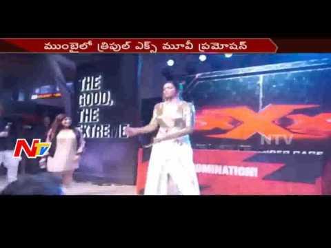 Deepika Padukone Lungi Dance Performance in XXX Movie Promotion || Vin Diesel || Mumbai || NTV thumbnail