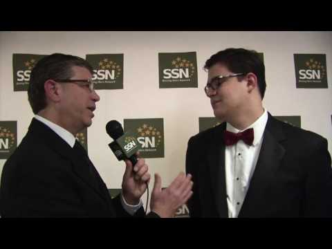Ryan Fay Interviewed on the Shining Stars Red Carpet