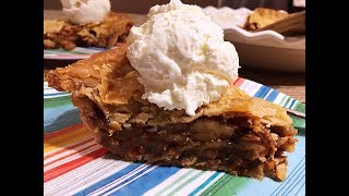 Apple Cheese Pie Recipe - Tasty Twist on an old favorite!  - Episode #253