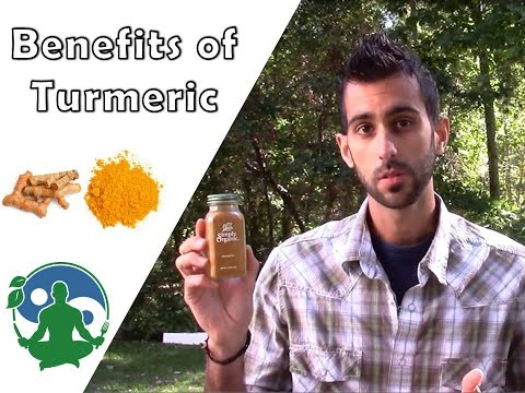 Turmeric Benefits and How to Use it!