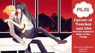 【RQCB-R2】Uproar of Teacher and Girl -Second Instance- Diary of the Victim 【Heavenly Blue】