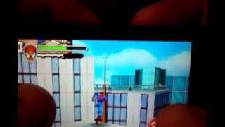 spider man total mayhem android hvga 480x320 on se live walkman wt19a