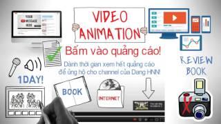 Kiếm tiền Youtube - Bài học cho đi và nhận lại | Dang HNN