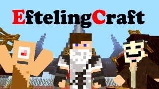 Minecraft Eftelingcraft #8 - Ronald is de redder in nood! #Minecraftweek3