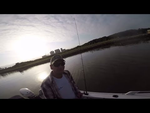 How to fish the Parramatta River and Sydney Harbour when your outboard won't START.
