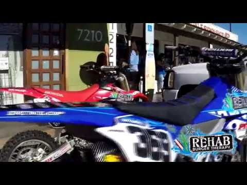 AJE Motorsports CHECK IN at Rehab!