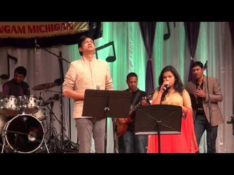 Neengal Kaettavai - Vijay Prakash and Parvathy sing Hosanna (Vinnaithaandi Varuvaayaa)