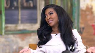 "Kenya Moore EXCLUSIVE: ""I Was Someone Before The Real Housewives Of Atlanta"" + Kenya Moore Haircare"