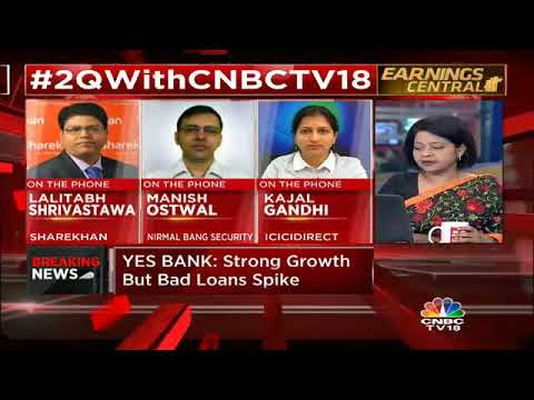 Yes Bank Asset Quality Worsens
