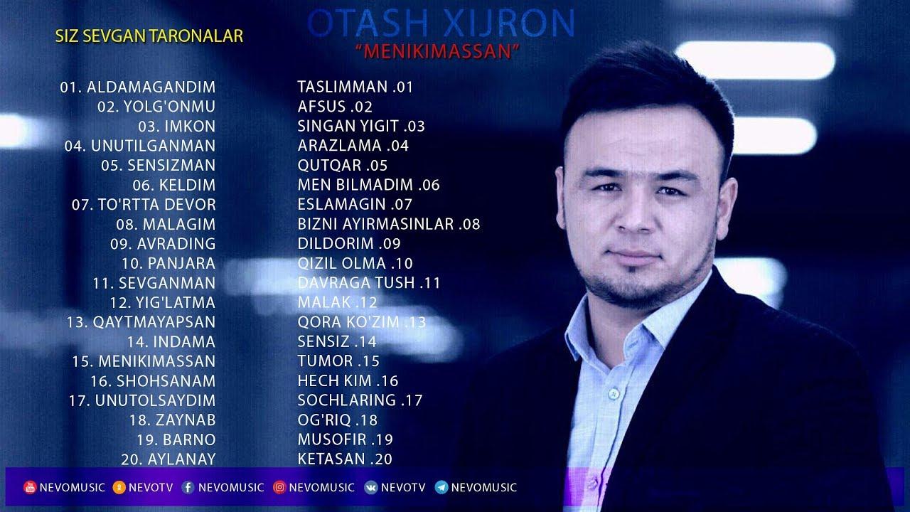 OTASH XIJRON NIGINA ALBOM DASTURI 2017 СКАЧАТЬ БЕСПЛАТНО
