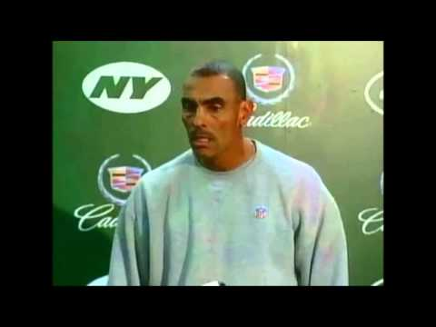[Highlight] On this day in 2002, Herm Edwards said what's the greatest thing about sports- You Play To Win The Game.