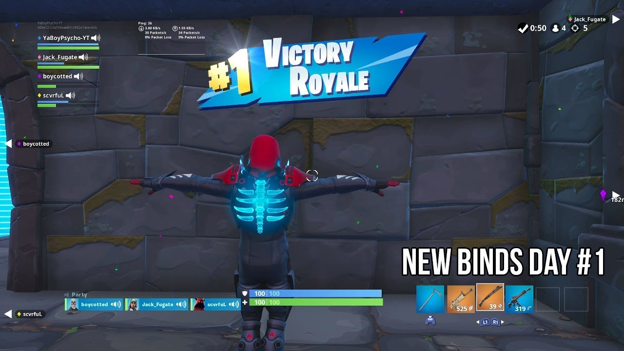 """Download First Win with RED MAX STAGE 5 """"VENDETTA"""" SKIN (TIER 100 """"VENDETTA"""" GAMEPLAY) 