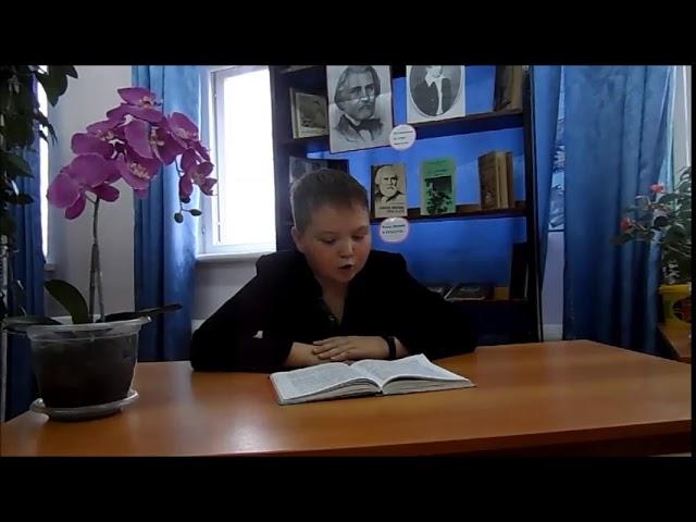 Изображение предпросмотра прочтения – ЭльнарХабибуллин читает отрывок изпроизведения «И.С.Тургенев Рассказ Муму» И.С.Тургенева