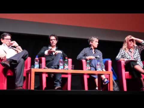 RomaFF10: Frances McDormand and Joel Coen about their marriage and living with Sam Raimi
