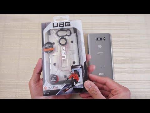 Download Youtube: Best Case for LG V30? UAG Plasma Case Review!