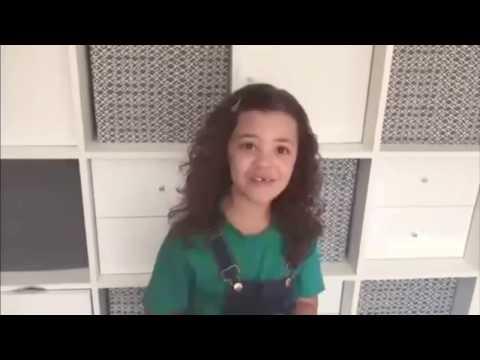 "Child Audition For Wayfair Sofa Alphabet Kidz Audition Tape "" with wayfair it can "" // #wayfair"
