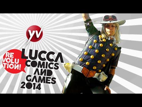 I migliori cosplay [music video] @ Lucca Comics & Games 2014 | Yamato Animation