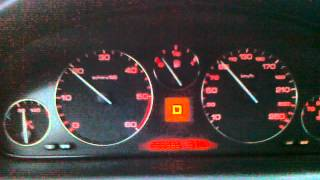 видео Peugeot 607 2.2 HDI (133 л.с., дизель, 2000) - Технические данные, характеристики. Пежо 607 двигатели