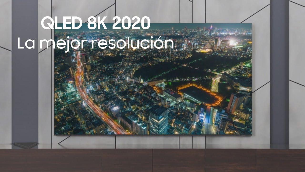 QLED 8K 2020 | La mejor resolución