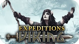 expeditions Viking Deluxe Edition Gameplay (PC)