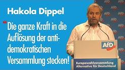 Hakola Dippel | EU-Wahl '19 – Listenplatz 28