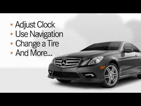 mbrace Overview -- Mercedes-Benz - YouTube