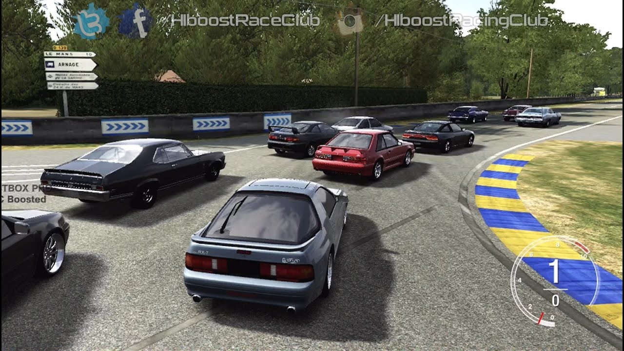 how to get a rx7 in foza