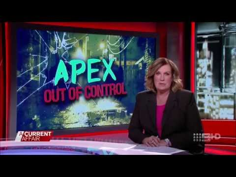 ACA.  Apex Out Of Control (Black Gangs In Melbourne)