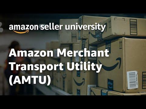 MWS: Amazon Merchant Transport Utility (AMTU)
