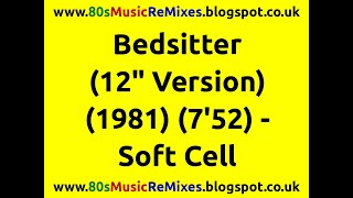"Bedsitter (12"" Version) - Soft Cell"