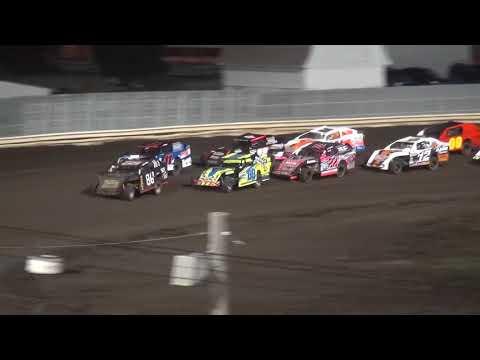 IMCA Sport Mod feature Lee County Speedway 6/23/18