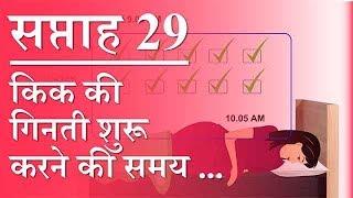 गर्भावस्था  | सप्ताह 29 | हिंदी | Pregnancy | Week by Week | Week 29 | Hindi