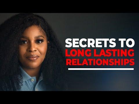 Download Secrets to Long-Lasting Relationships | mildred kingsley-okonkwo