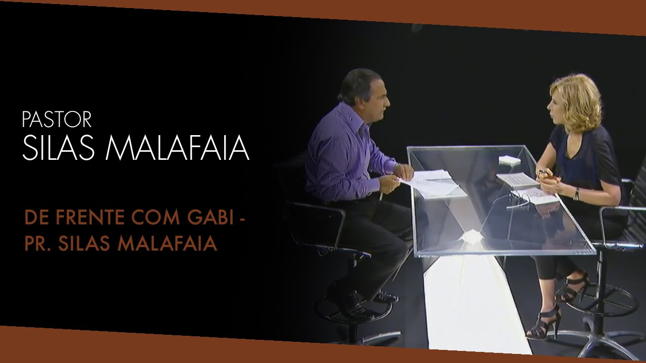 video do pastor silas malafaia de frente com gabi