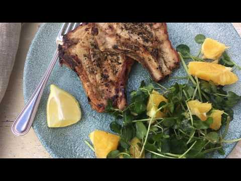 Healthy Pork Chop Recipe