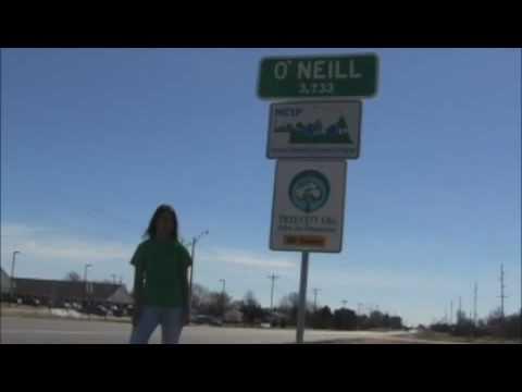 Welcome to O'Neill-The Irish Capitol of Nebraska!