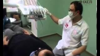 Стоматологическая установка AJ-18 АЯКС (AJAX) - www.stomamart.ru(, 2013-03-04T14:57:44.000Z)