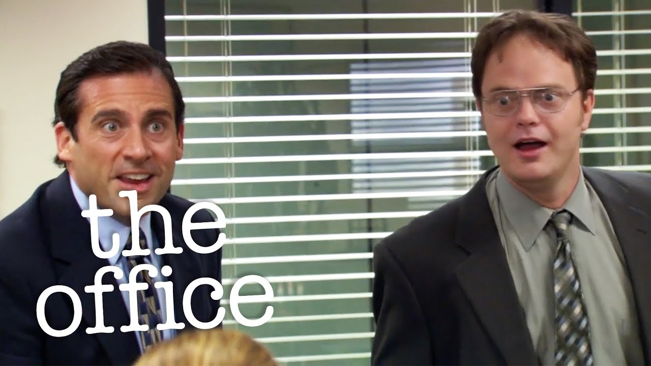 Accounting gets raided the office us youtube - Watch the office us online ...