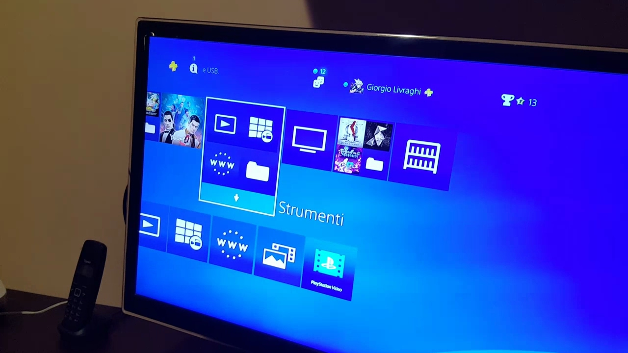 Can I play PS4 games that are saved on an external hard ...