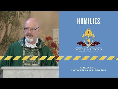 Fr. Lankeit's Homily for Dec. 2, 2018 - First Week of Advent
