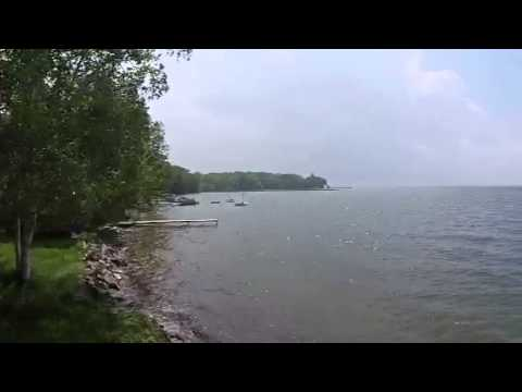 Waterfront cottage for sale on Lake Simcoe