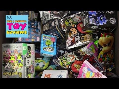 Paul Vs Shannon Mystery Blind Bag Picks Toy   PSToys