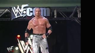 Raven vs. Test (WWF Hardcore Championship)