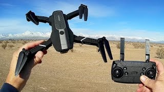 JDRC JD-22S GPS Drone Flight Test Review
