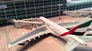 February Airport Update (Zurich 1/400 model airport) Shutouts.