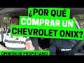Experiencia De Propietario Con Un Chevrolet Onix 2021  | Motoren Mx