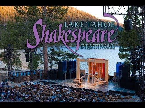 2014 Lake Tahoe Shakespeare Festival   Sand Harbor, NV  July 11   August 24 1080p