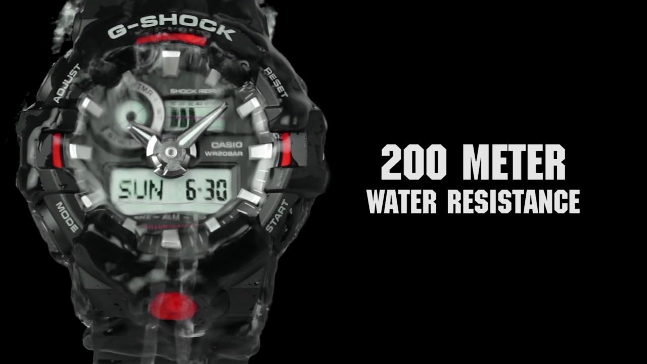 aboutreplicawatches - Casio Rilis Jam Tangan yang Dapat Menyelam Hingga Kedalaman 200 Meter